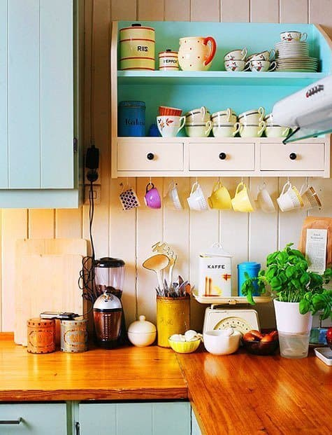 kahve ve çay fincalarının saklamanın 12 akıllı yolu (1)