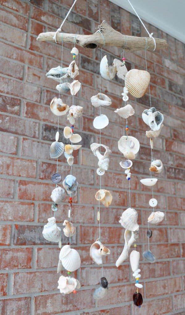 Değersiz Ağaç Parçalarını Sanata Dönüştürecek Kendin Yap Fikirleri (2)