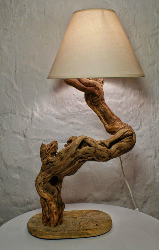 Değersiz Ağaç Parçalarını Sanata Dönüştürecek Kendin Yap Fikirleri (6)