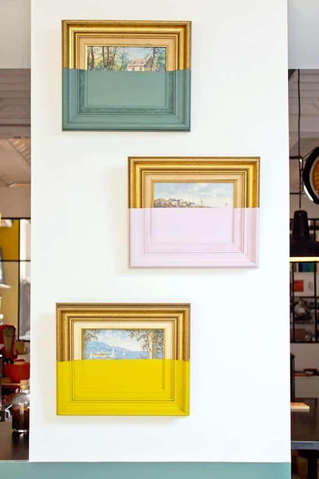 Sprey Boya İle 10 Modern Sanat Dekorasyonu (4)