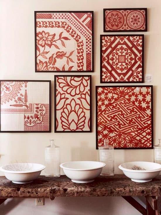Büyük Ve Boş Duvarlara İlham Kaynağı Dekorasyon Çözümleri (2)