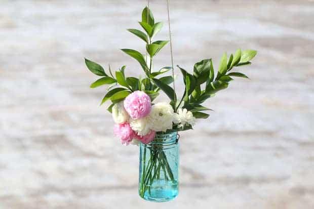 Evlerinize Baharı Erken Getirecek 16 Kendin Yap Vazo Fikirleri (3)