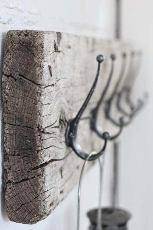 Ağaç Parçaları İle 30 Dekorasyon Fikri (9)