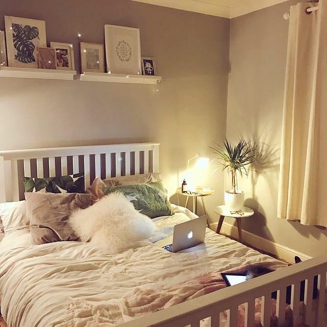 Evli ciftler icin yatak odası dekorasyonu (30)