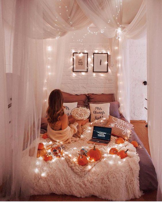 Evli ciftler icin yatak odası dekorasyonu (9)