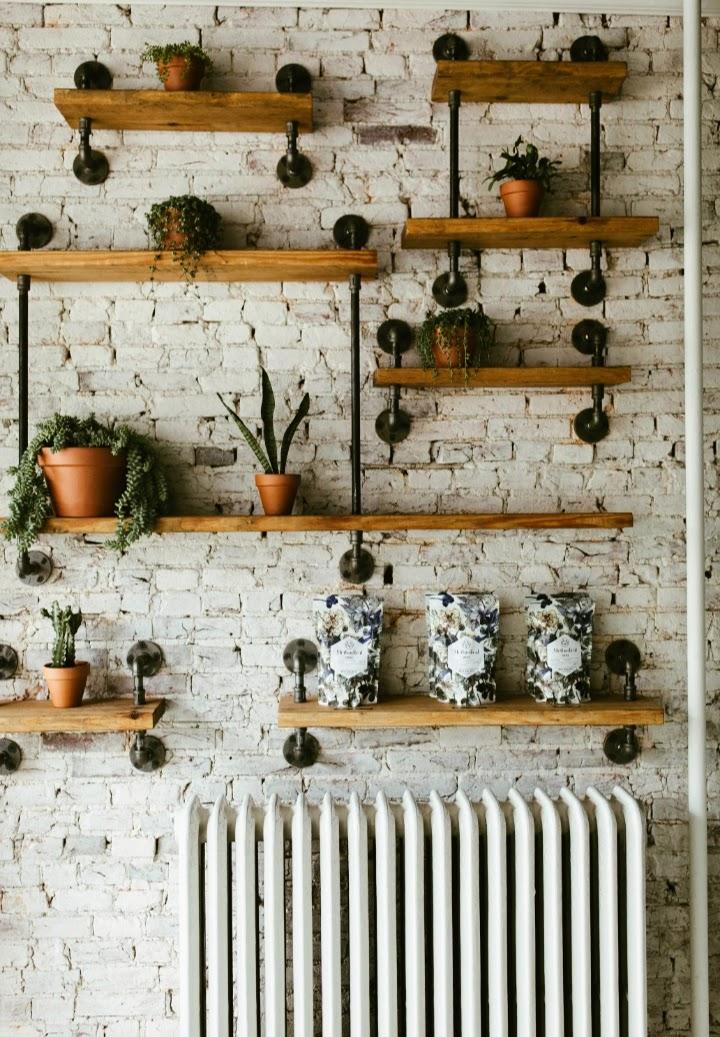 endüstriyel boru raf ayaklı duvar rafı örnekleri (33)