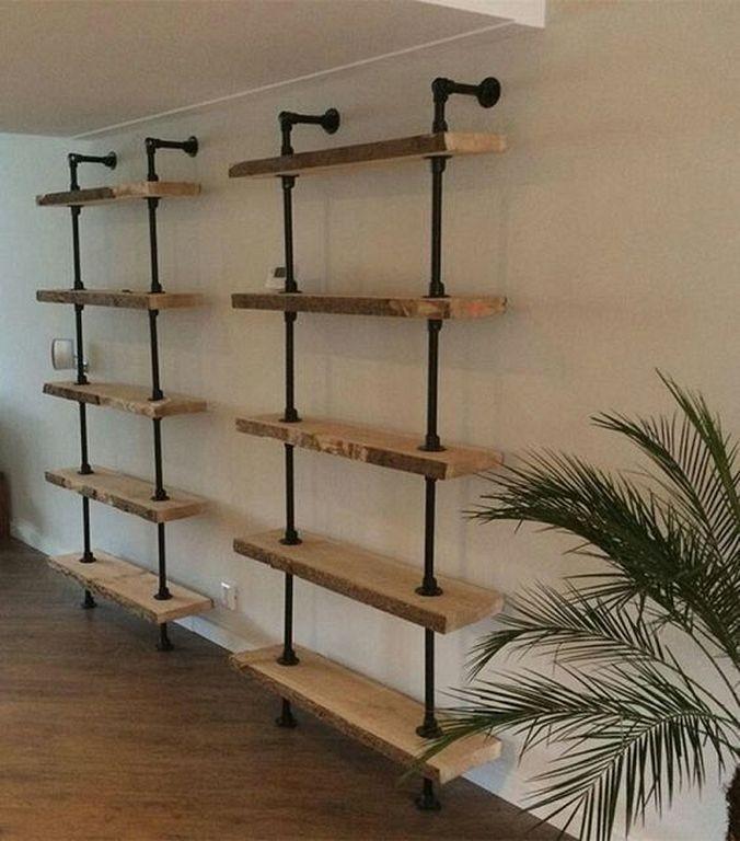 endüstriyel boru raf ayaklı duvar rafı örnekleri (5)