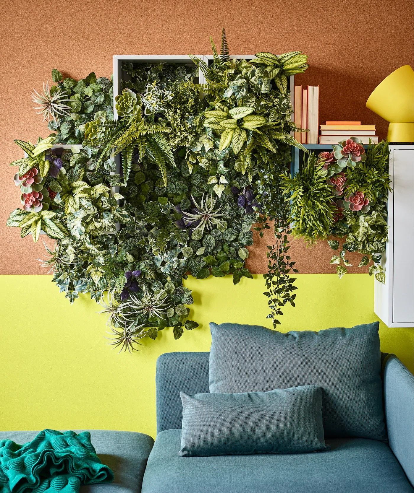 ikea duvar aksesuarlari ile dekorasyon fikirleri (3)-min