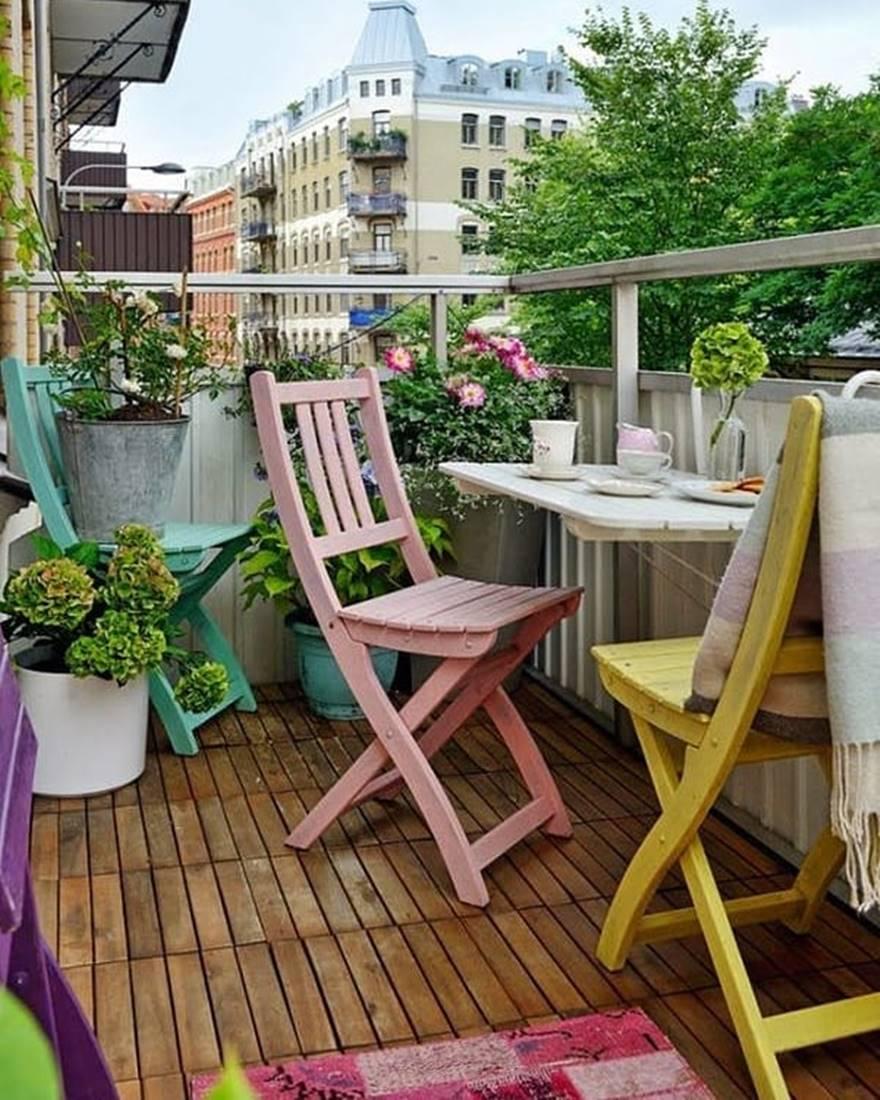 Kucuk Balkon Dekorasyonu Fikirleri Fotograf Galerisi (47)