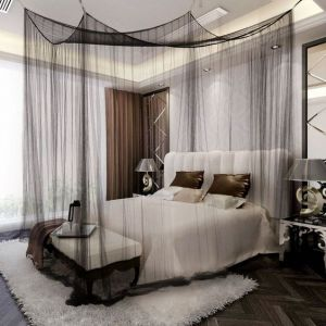 Evli ciftler icin yatak odası dekorasyonu (5)