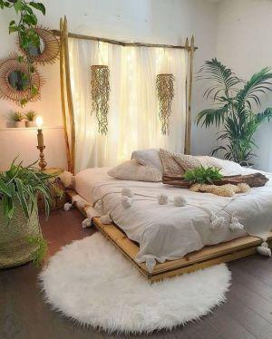 Evli ciftler icin yatak odası dekorasyonu (52)