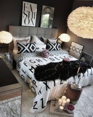 Evli ciftler icin yatak odası dekorasyonu (55)