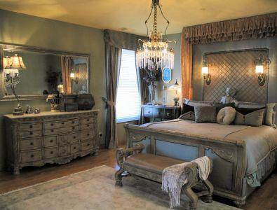 Evli ciftler icin yatak odası dekorasyonu (57)