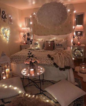 Evli ciftler icin yatak odası dekorasyonu (8)