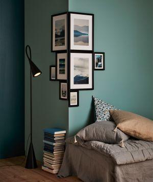 ikea duvar aksesuarlari ile dekorasyon fikirleri (2)