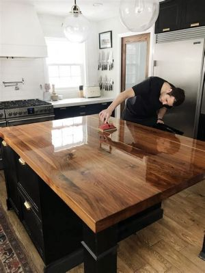 Kasap Tahtası Mutfak Tezgahi (11)