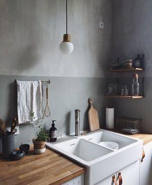 Kasap Tahtası Mutfak Tezgahi (2)
