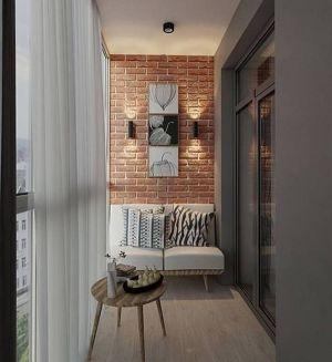 Kucuk Balkon Dekorasyonu Fikirleri Fotograf Galerisi (40)