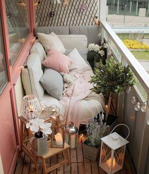Kucuk Balkon Dekorasyonu Fikirleri Fotograf Galerisi (58)