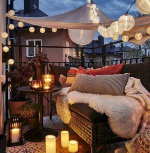 Kucuk Balkon Dekorasyonu Fikirleri Fotograf Galerisi (7)