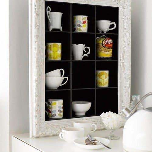 kahve ve çay fincalarının saklamanın 12 akıllı yolu (10)