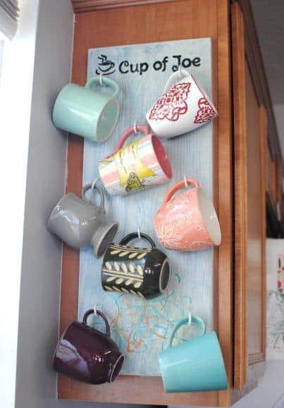 kahve ve çay fincalarının saklamanın 12 akıllı yolu (4)