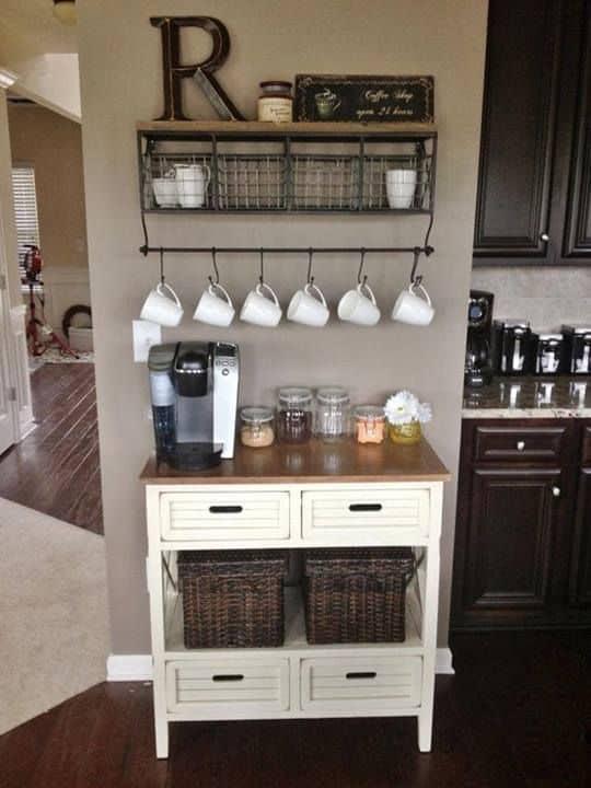 kahve ve çay fincalarının saklamanın 12 akıllı yolu (7)