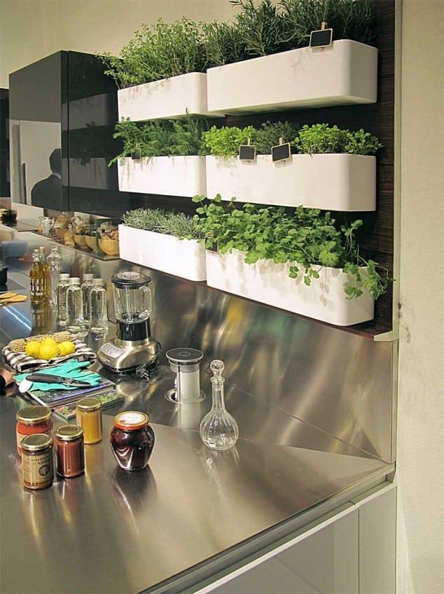 İç Mekanlar İçin 25 Farklı Bitki Sergileme Fikirleri (21)