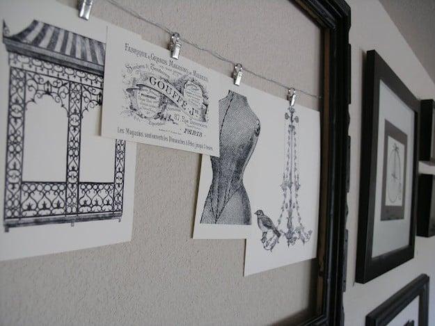 Haftasonu İçin 25 Özgün Duvar Dekorasyonu Fikirleri (15)