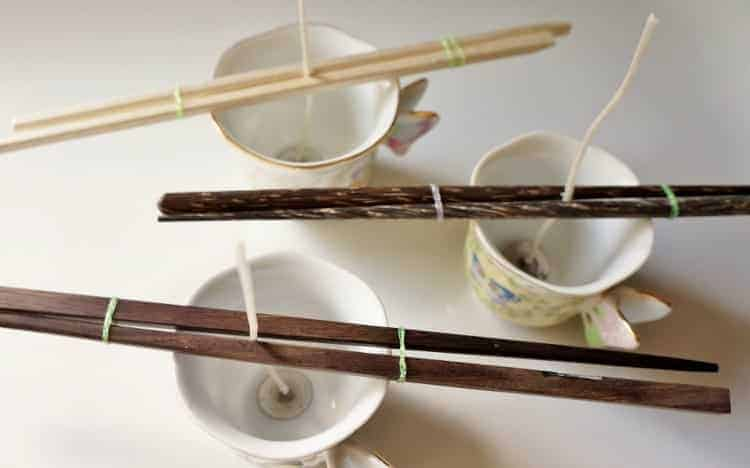 Çay Fincanı İle Kokulu Mum Nasıl Yapılır (5)