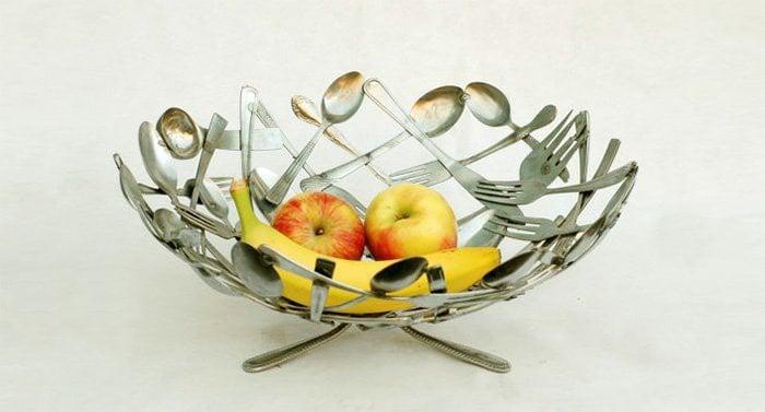 Eski Mutfak Gereçleri İle 40 Geri Dönüşüm Fikirleri (11)