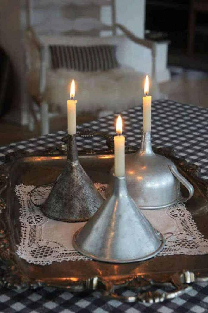 Eski Mutfak Gereçleri İle 40 Geri Dönüşüm Fikirleri (12)