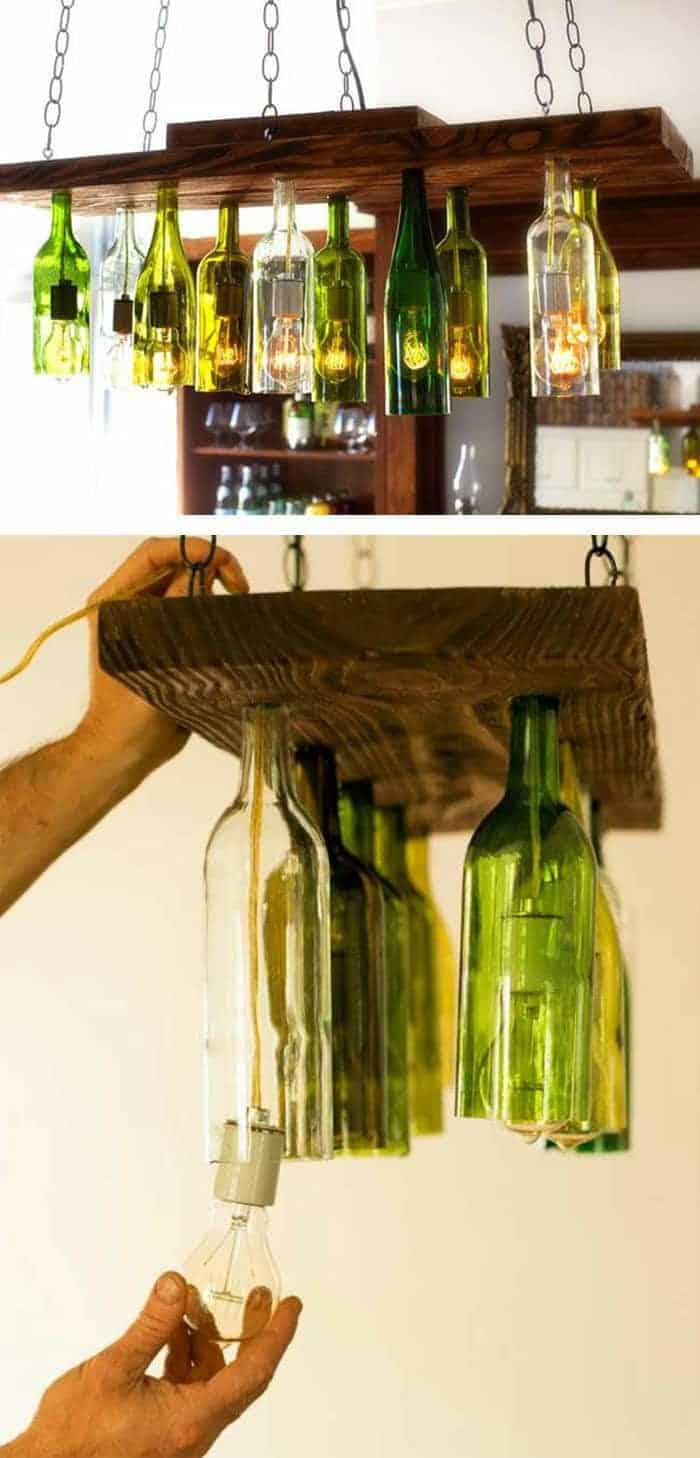Eski Mutfak Gereçleri İle 40 Geri Dönüşüm Fikirleri (16)