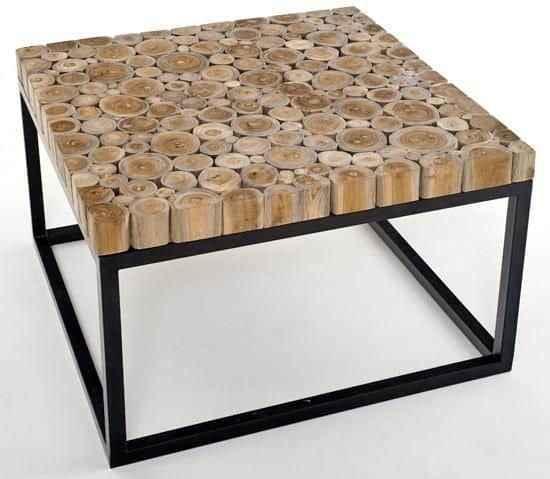 Industrial Unique Metal Designer Coffee Table: Kendiniz Yapabileceğiniz 40 Farklı Dekor Fikirleri