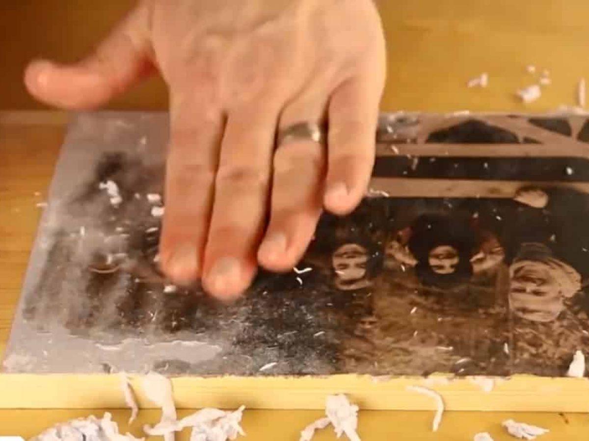 8 Adimda Ahsap Uzerine Fotograf Baskisi Nasil Yapilir Video