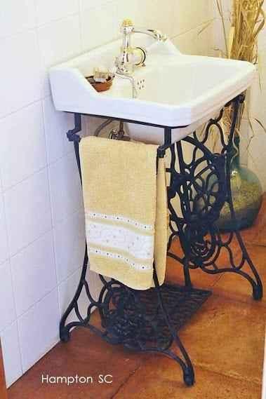eski dikiş makinası