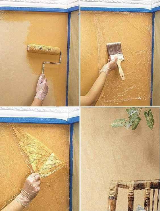 naylon duvar boyama önerileri