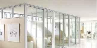 Ofislerde Yeni Trend Bölme Duvar Sistemleri