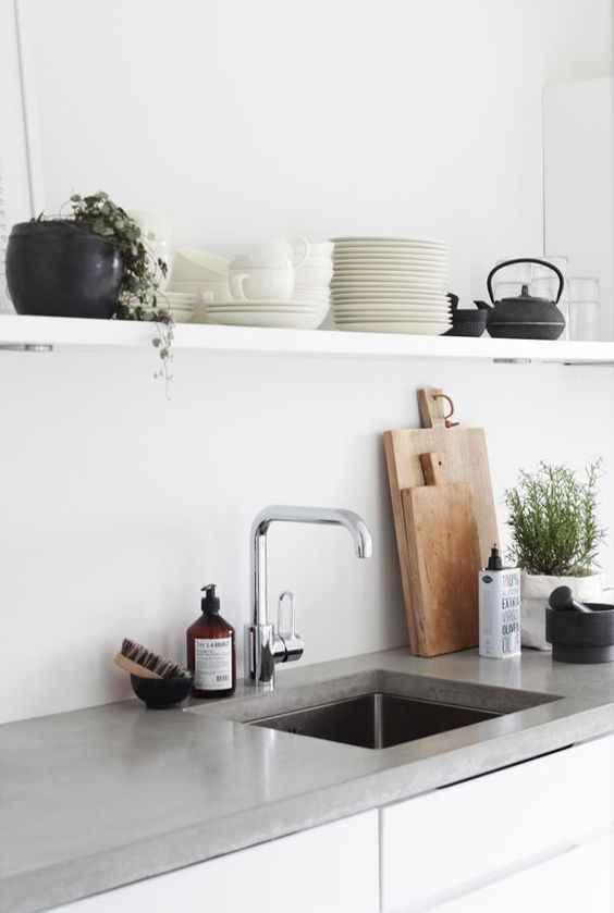 Mutfak Tezgahı Çeşitleri Nelerdir? Nasıl Seçilir? Nelere Dikkat Edilir?