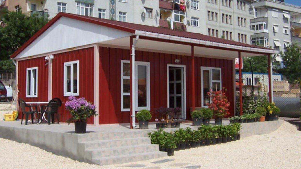 Birbirinden Güzel Konteyner Ev Modelleri