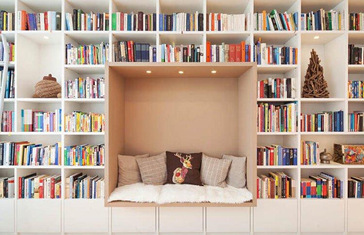 Kitaplıklardan Destek Alın