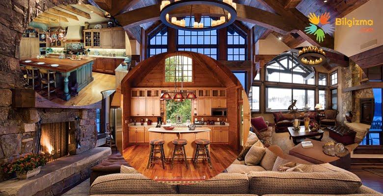 Rustik Ev Dekorasyonu Nedir? Nasıl Yapılır?