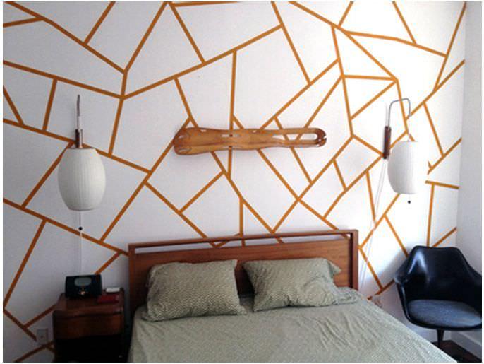 Duvar boyama desenleri