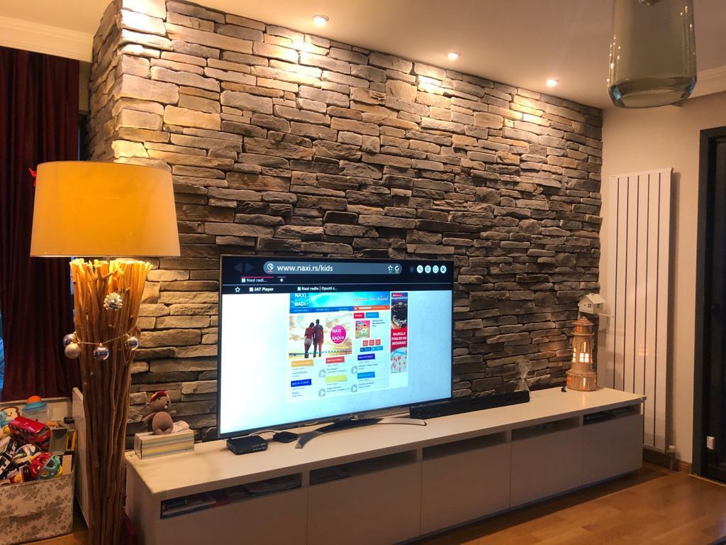 Tv Arkası Duvar Süsleme Fikirleri